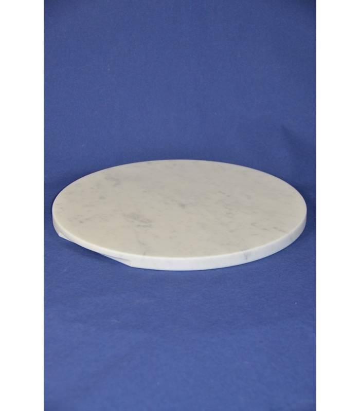 piano tondo in marmo diametro 37 cm nuova marmotecnica. Black Bedroom Furniture Sets. Home Design Ideas