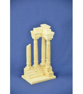 "Marble ruins reconstruction ""Colonna"""