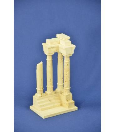 """Ricostruzione rovine """"Colonna"""" in marmo"""