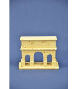 "Marble ruins reconstruction ""Costantine Arc"""