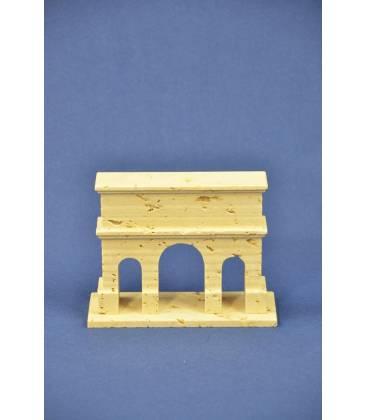 """Ricostruzione rovine """"Arco di Costantino"""" in marmo"""