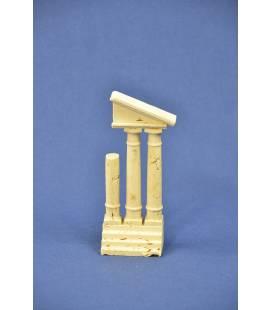 """Ricostruzione rovine """"Tempio"""" in marmo"""