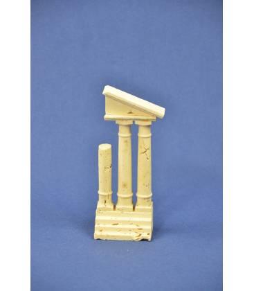 "Marble ruins reconstruction ""Tempio"""