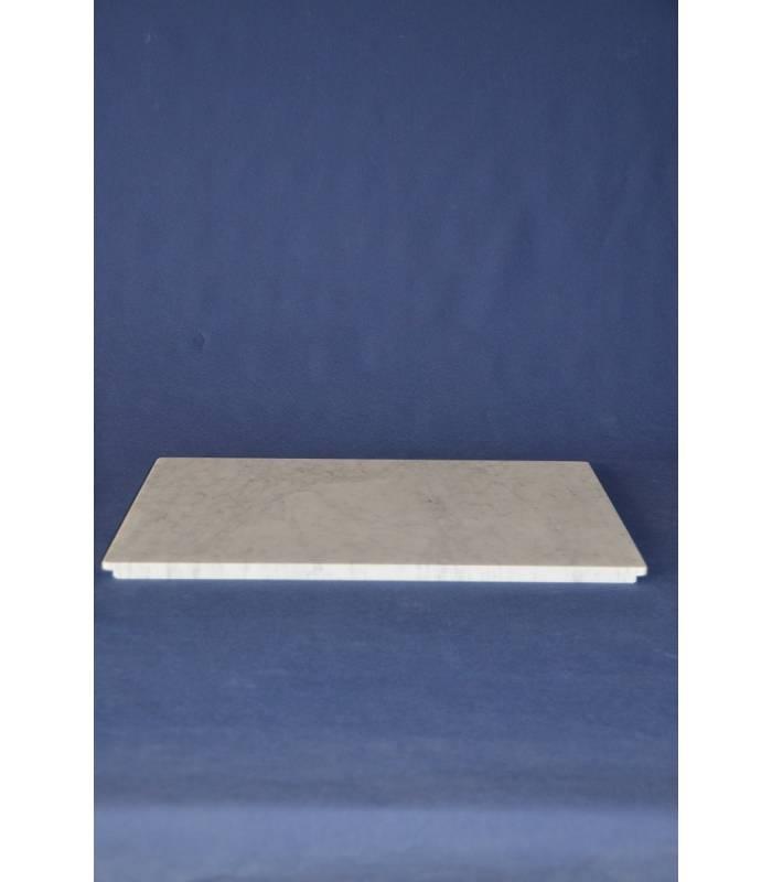 Piano da lavoro rettangolare nuova marmotecnica - Tavolo attrezzato per impastare ...